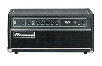AMPEG SVTCL, All Tube Classic head 300 w, discoland.fi