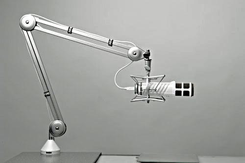 RODE PODCASTER Dynaaminen USB-mikrofoni puhekäyttöön