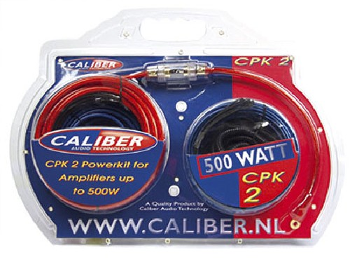 CALIBER CPK-2 täydellinen vahvistimen a, discoland.fi