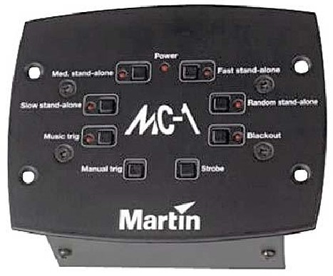 MARTIN MC-1 CONTROLLER easy, plug and pl, discoland.fi