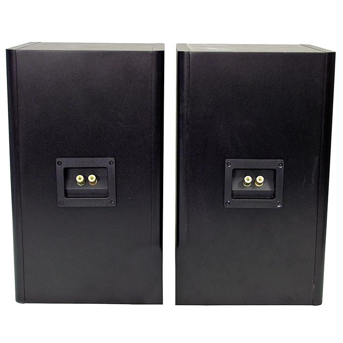 OMNITRONIC PSM-6.5 Studiomonitori pari, 2-way, passiivi 6.5
