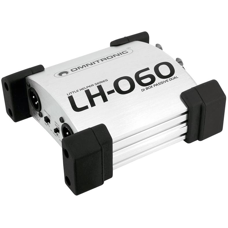 OMNITRONIC LH-060 passiivinen di boxi tu, discoland.fi