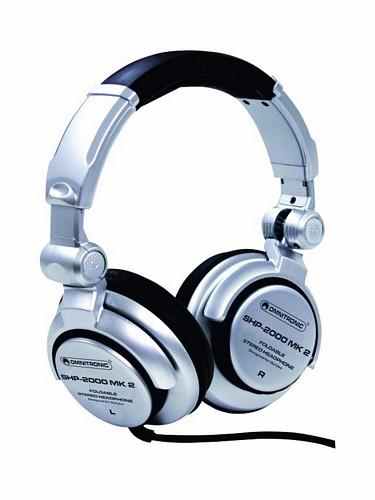 OMNITRONIC SHP-2000 MK 2 DJ-kuulokkeet o, discoland.fi
