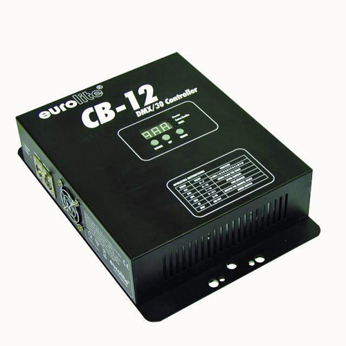 EUROLITE LED CB-12/30 DMX controller for EUROLITE LED Ball