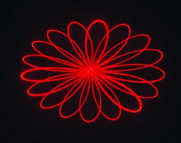 EUROLITE LAS-7 Laser red 2D. Mahtava laser efekti! Voit helposti tehostaa laserin näkyvyyttä käyttämällä savukonetta! Voit valita automatiisen toiminnan, musiikkiohjauksen tai manuaalisen käytön. Laitteessa useita esi-ohjelmoituja kuvioita ja runsas valontuotto. Turvaluokka 3R. valoa_ja_savua.