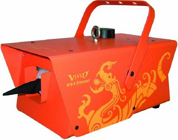 ANTARI POISTUNUT TUOTE..........VS-1 Snower, compact snow-machine, orange