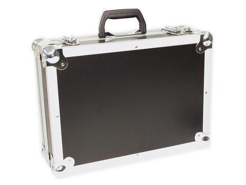 ROADINGER Kuljetuslaatikko vaahtomuovi sisuksella väri musta. Laadukas case, sisus vaahtomuovia, jonka voi muotoilla omien tarpeiden mukaan. Ulkomitat 460 x 345 x 165 mm sekä paino 4,2kg. (sisämitat 420x 295x120mm)