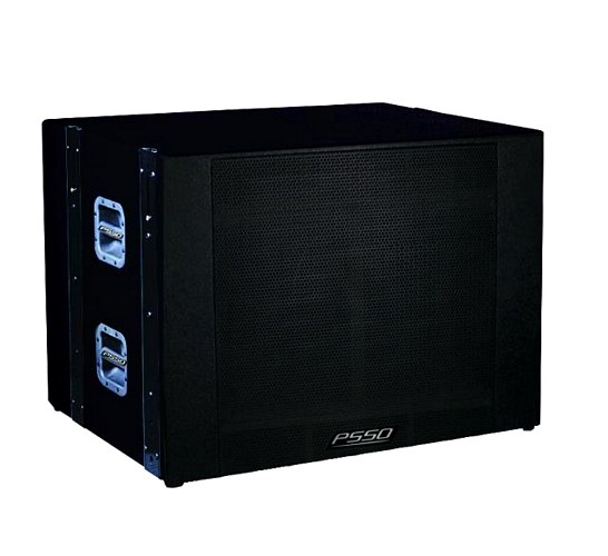 PSSO LA-315 LINE ARRAY Subwoofer 3 x 15
