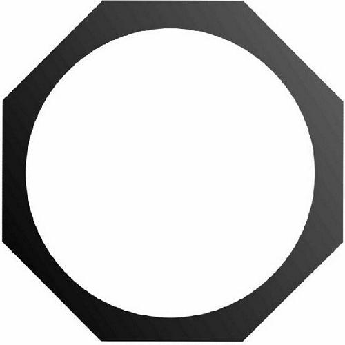 EUROLITE Octogonal filtre frame, PAR-56 , discoland.fi