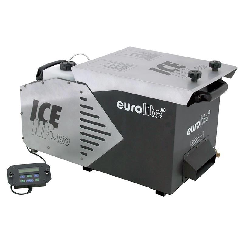EUROLITE NB-150 ICE Matalasavukone. Edullisesti matalasavua, lisää vain jää murskaa TAI PALOJA ja sinulla on valmis