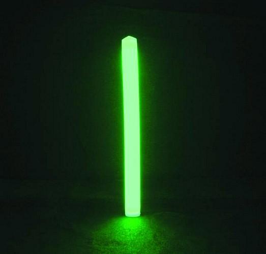 EUROLITE Valotikku, Vihreä, taivuta ja saat mahtavan kirkkaan valon, Glow rod, 30 cm phosp, Piristä bileitäsi!