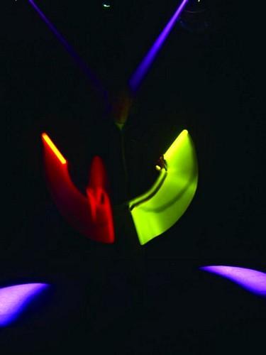 EUROLITE Valotikku, Valkoinen, Taivuta ja saat mahtavan kirkkaan valon, Glow rod, 30 cm phosp white, Piristä bileitäsi!