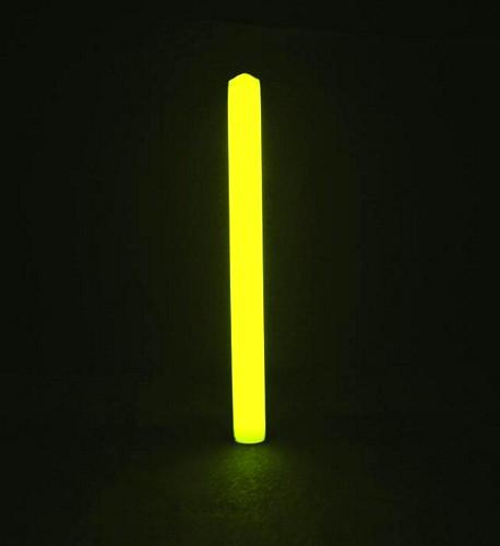 EUROLITE Valotikku,Keltainen, 30cm, taivuta ja saat mahtavan kirkkaan valon, Piristä bileitäsi!