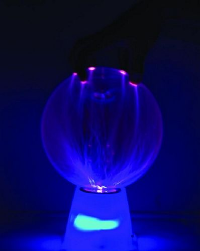EUROLITE Plasma Ball 15cm Sound