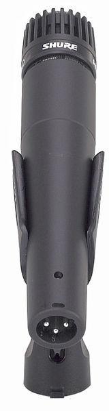 SHURE SM57-LCE Instrumentti mikrofoni on yksi maailman suosituimmista, Herttakuvioinen, matalaohminen puhe-, rumpu- ja instrumenttimikrofoni