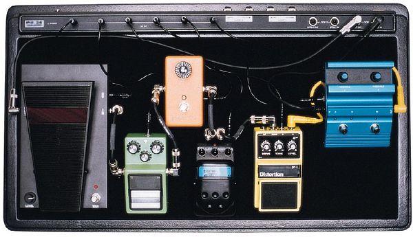 SKB SKB-PS-25-E, Pedalboard 6:lle 9 V ef, discoland.fi