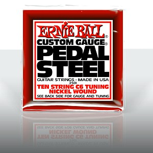 ERNIE BALL EB-2501 Pedal Steel Nickel Wo, discoland.fi