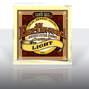 ERNIE BALL EB-2004 Earthwood Light .011 , discoland.fi
