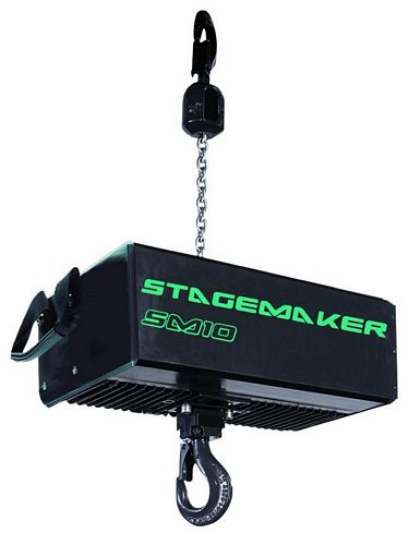 STAGEMAKER SM-10 ver. A incl. 20 m chain, discoland.fi