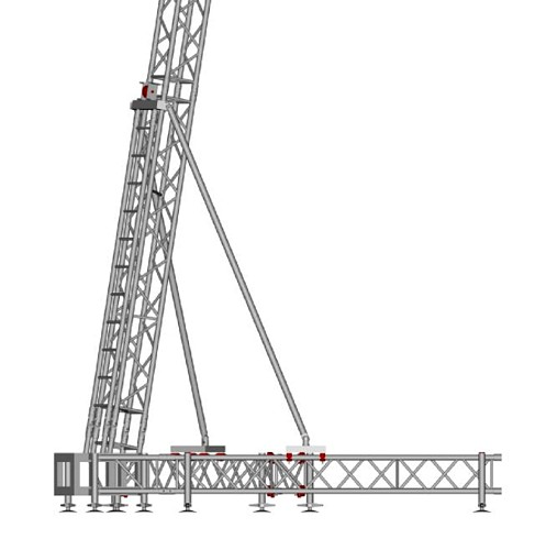 ALUTRUSS PA-Tower 9-1000