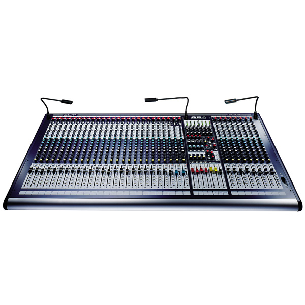 SOUNDCRAFT GB4 32/4 Sali- ja monitorimik, discoland.fi