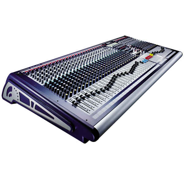 SOUNDCRAFT GB4 40/4 Sali- ja monitorimik, discoland.fi