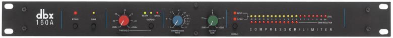 DBX 160A Mono kompressori/limitteri over, discoland.fi