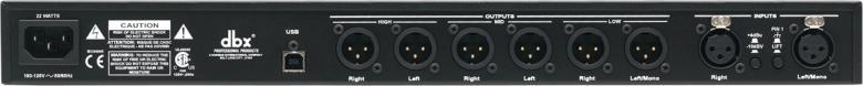 DBX Driverack PA+Complete equalization & loudspeaker control system, 2 inputs, 6 outputs!DriveRack-Pa:n avulla et ainoastaan ohjaa ja suojaa kaiutinjärjestelmääsi vaan saat lisäksi paljon lisätyökaluja. Wizard-toiminnon avustuksella säädät äänentoistojärjestelmäsi kaiuttimista ja vahvistimista alkaen, tilan Auto-EQn ja kierronestimen. Lisävarusteena saatavan RTA-mikrofonin (mittamikrofoni) ja Auto-EQ:n avulla säädät automaattisesti huoneen ekvalisoinnin. dbx:n patentoiman kierronestimen avulla saat parhaimman mahdollisen kiertoetäisyyden kaikkein vähäisimmällä vaikutuksella soundiisi.