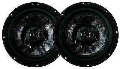 MONACOR CRB-165CP, Pair of 2-way car cha, discoland.fi
