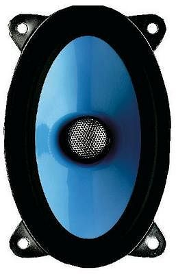 MONACOR POISTUNUT TUOTE CRB-915PB, Pair of 2-way car chassis speakers, 60 W, 4 Ohm