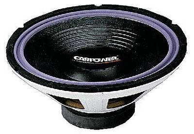 MONACOR POISTUNUT.......................................SP-302C, Car HiFi power subwoofer, 450 W, 4 Ohm