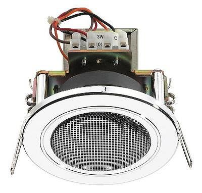 MONACOR EDL-82/CR, PA ceiling speakers 1, discoland.fi