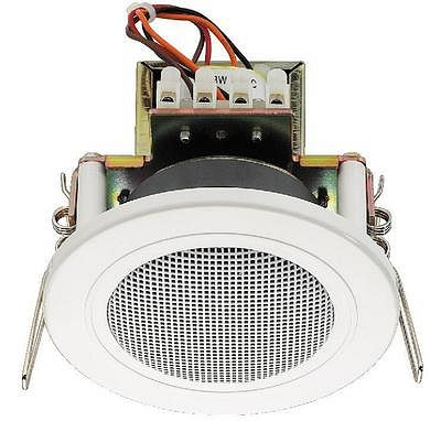 MONACOR EDL-82/WS, PA ceiling speakers 1, discoland.fi