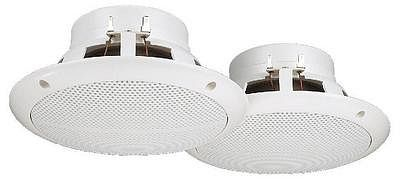 MONACOR CRB-265/WS, Pairs of flush-mount, discoland.fi