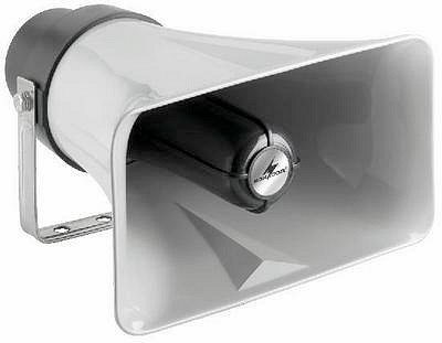 MONACOR IT-20, Horn speaker 15/10/5/2,5W, discoland.fi