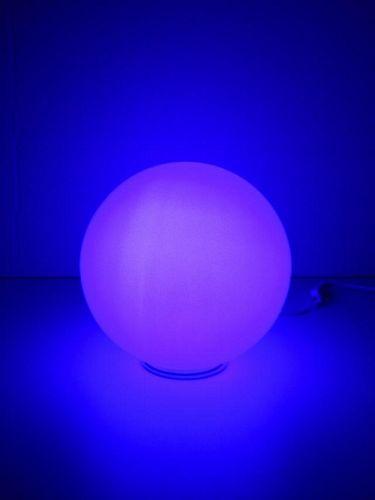 EUROLITE LED Globe 30 cm indoor. LED pallovalaisin sisäkäyttöön.