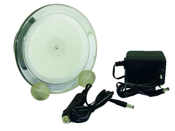 EUROLITE Plasma lautanen, vihreä 15cm, Plasma Disc 6