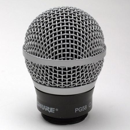 SHURE RPW110, PG58-varamikrofonikapseli,, discoland.fi