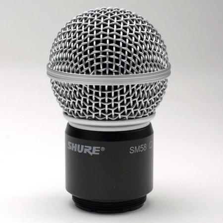 SHURE RPW112, SM58-varamikrofonikapseli,, discoland.fi