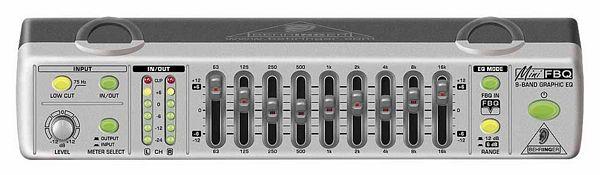 BEHRINGER MINIFBQ FBQ800 Ultrakompakti 9, discoland.fi