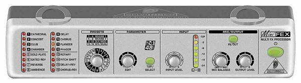 BEHRINGER Minifex FEX800 multiefekti Pie, discoland.fi