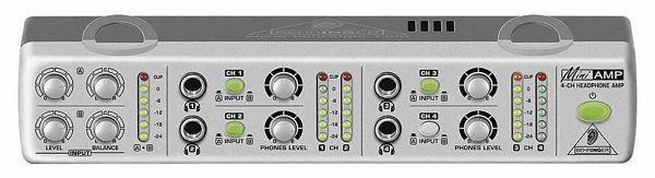 BEHRINGER MINIAMP AMP800 Ultrakompakti 4, discoland.fi