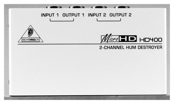 BEHRINGER MICROHD HD400 Ultrakompakti 2-, discoland.fi