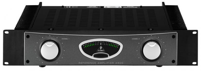 BEHRINGER A500 referenssiluokan studiova, discoland.fi