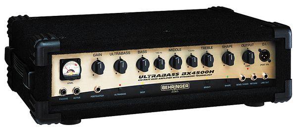 BEHRINGER ULTRABASS BX4500H 450-Watt Bas, discoland.fi