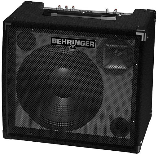 BEHRINGER ULTRATONE K900FX Kosketinsoitin Vahvistin,  Ultra-Flexible 90-Watt 3-Channel PA System / Keyboard Amplifier with FX and FBQ Feedback Detection