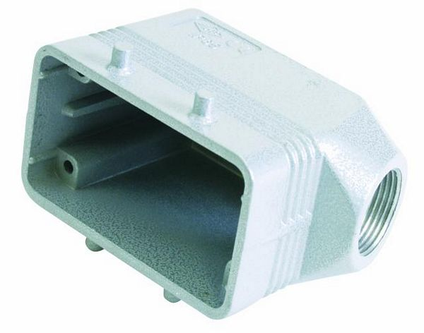 EUROLITE Socket casing for 10-pole, PG 1, discoland.fi