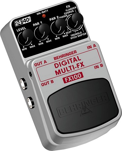 BEHRINGER DIGITAL MULTI-FX FX100 Digital, discoland.fi