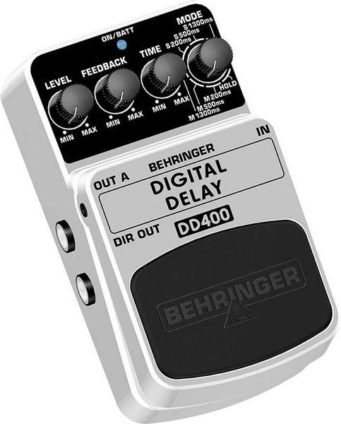 BEHRINGER DIGITAL DELAY DD400 Digital St, discoland.fi