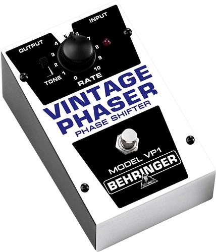 BEHRINGER VINTAGE PHASER VP1 Authentic V, discoland.fi